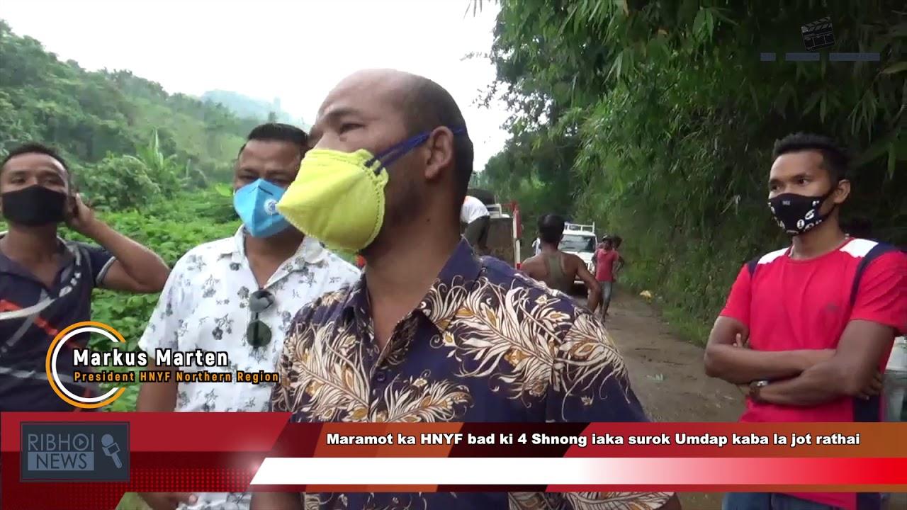 Maramot ka HNYF bad ki 4 Shnong iaka surok Umdap kaba la jot rathai