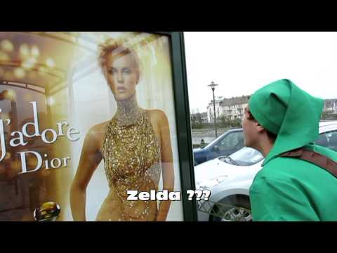 Link In Real Life! [The Legend Of Zelda - Zedd]