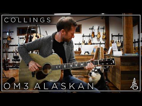 Collings OM3 Alaskan