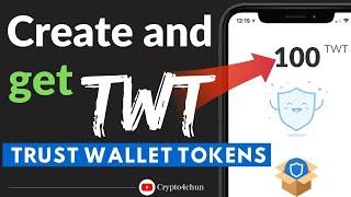 New Airdrop from Trust wallet / Get 100 Trust wallet token (TWT) Just download the App and Redeem