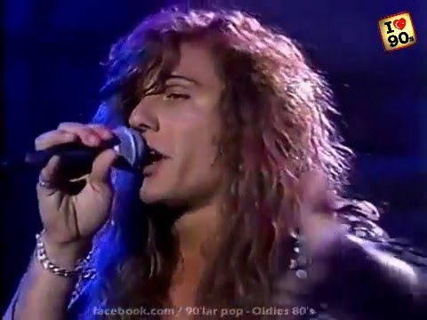 Steelheart - She's Gone (LIVE 1990)