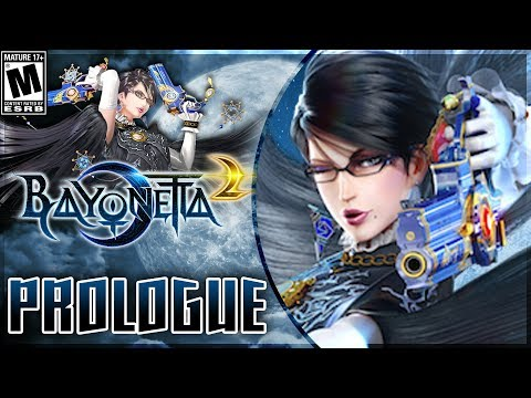 Bayonetta 2: Intro & Prologue - World of Chaos - Walkthrough on Nintendo Switch! - 동영상