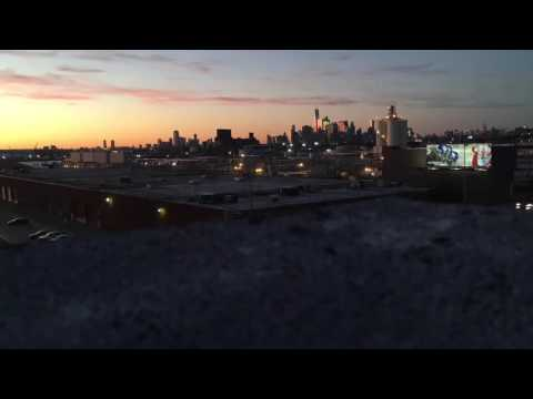 9/11 Sunset Timelapse from GreenWood Heights, Brooklyn