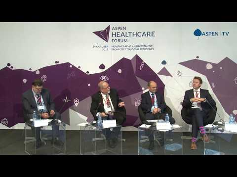"""""""Mapping Romania's healthcare services needs"""" - part 1 at Aspen Healthcare Forum 2017"""