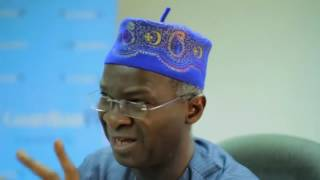 THE GUARDIAN NIGERIA: EXCLUSIVE INTERVIEW WITH BABATUNDE FASHOLA, SAN
