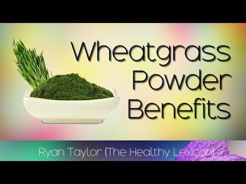 Wheatgrass Powder: Benefits and Uses
