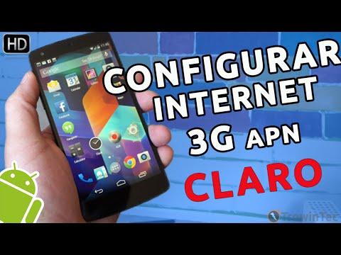 Configurar Internet 3G APN + MMS Claro Argentina 2016
