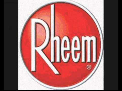Rheem Jingle - Install A Rheem (Orignal)