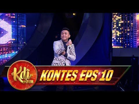 JOSS, Penampilan Pertama Joko Dengan Lagu Pamungkas [Miras Santika] - Kontes KDI Eps 10 (17/8)