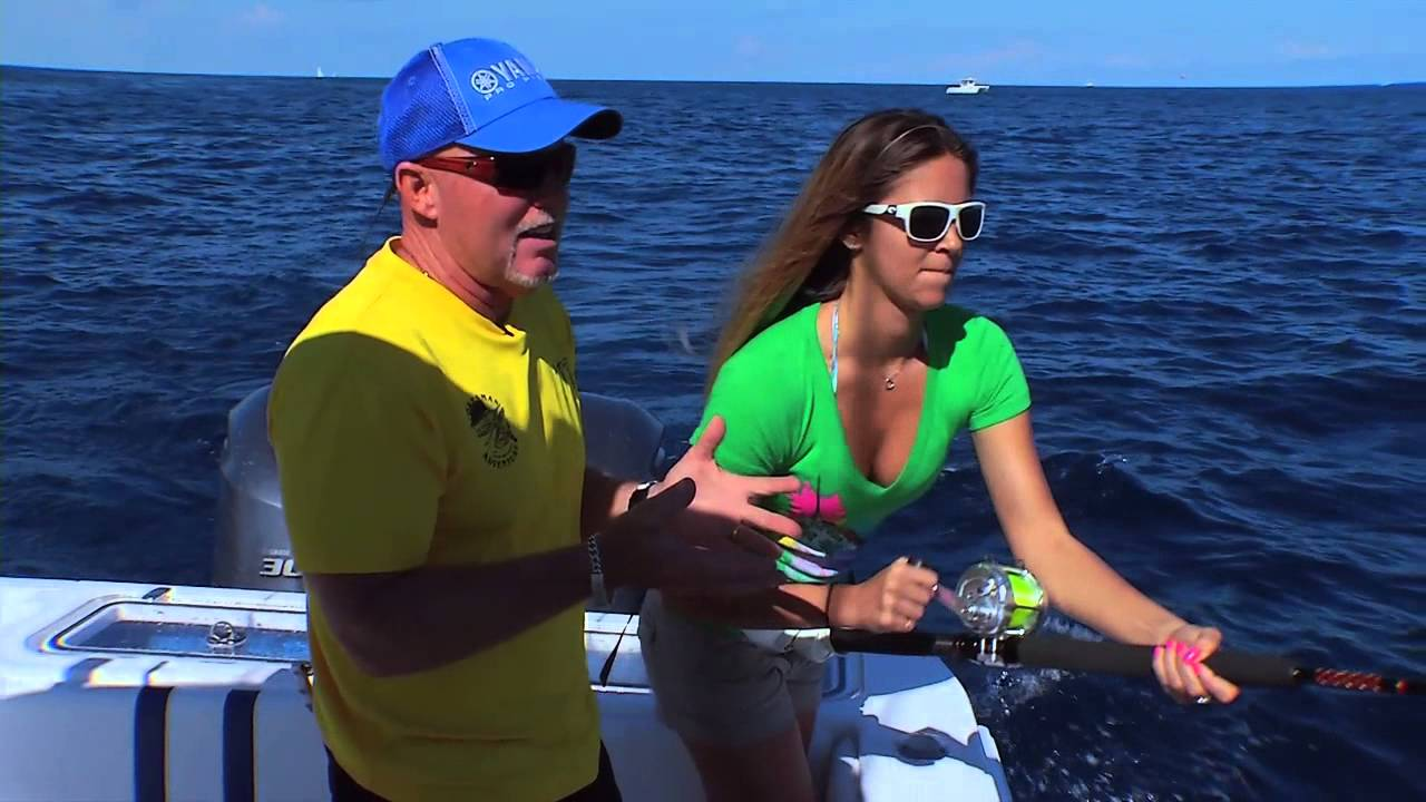 Sportsman 39 s adventures brie 39 s billfish season 20 for Chevy florida fishing report