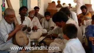 Sindhi haryani - song of Aslam Tunio & Sajjan Sindhi