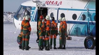 Пожарный десант: красноселькупские спасатели готовятся к летнему сезону