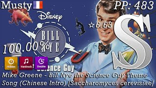 Musty | Mike Greene - Bill Nye the Science Guy Theme Song [Saccharomyces cerevisiae] +HDHRDT SS