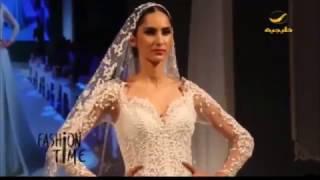 تعرفوا على مجموعة المصممة منى المنصوري ضمن معرض العروس في عمان