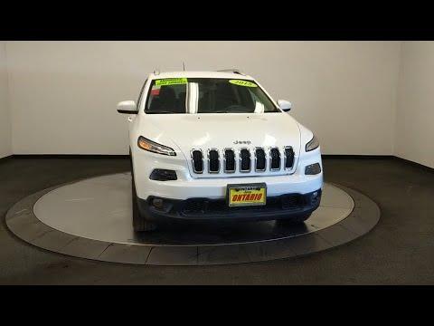 2018 Jeep Cherokee Norco, Corona, Riverside, San Bernardino, Ontario, CA PRB2299