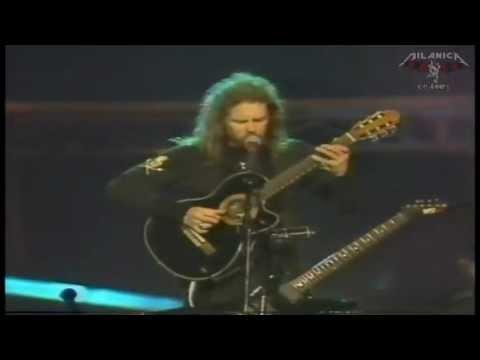 Metallica - Ultra Rare - Unforgiven  - Mexico City - 1993