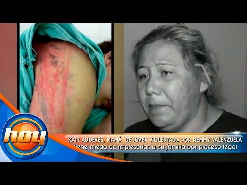 Mamá de joven violentada por Remmy Valenzuela teme represalias | Programa Hoy