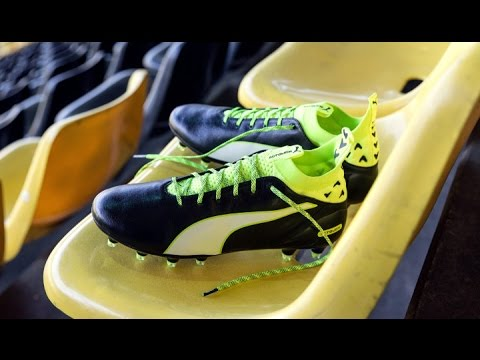 ee86f0044 Puma evoTOUCH - YouTube