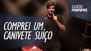 SÓ GASTO COM COISA IDIOTA - LUCA MENDES