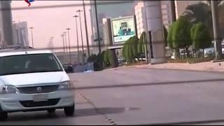 شاهد مقتل قائد دورية لأمن المنشآت في الرياض هل هي الشرارة الاولي ؟؟