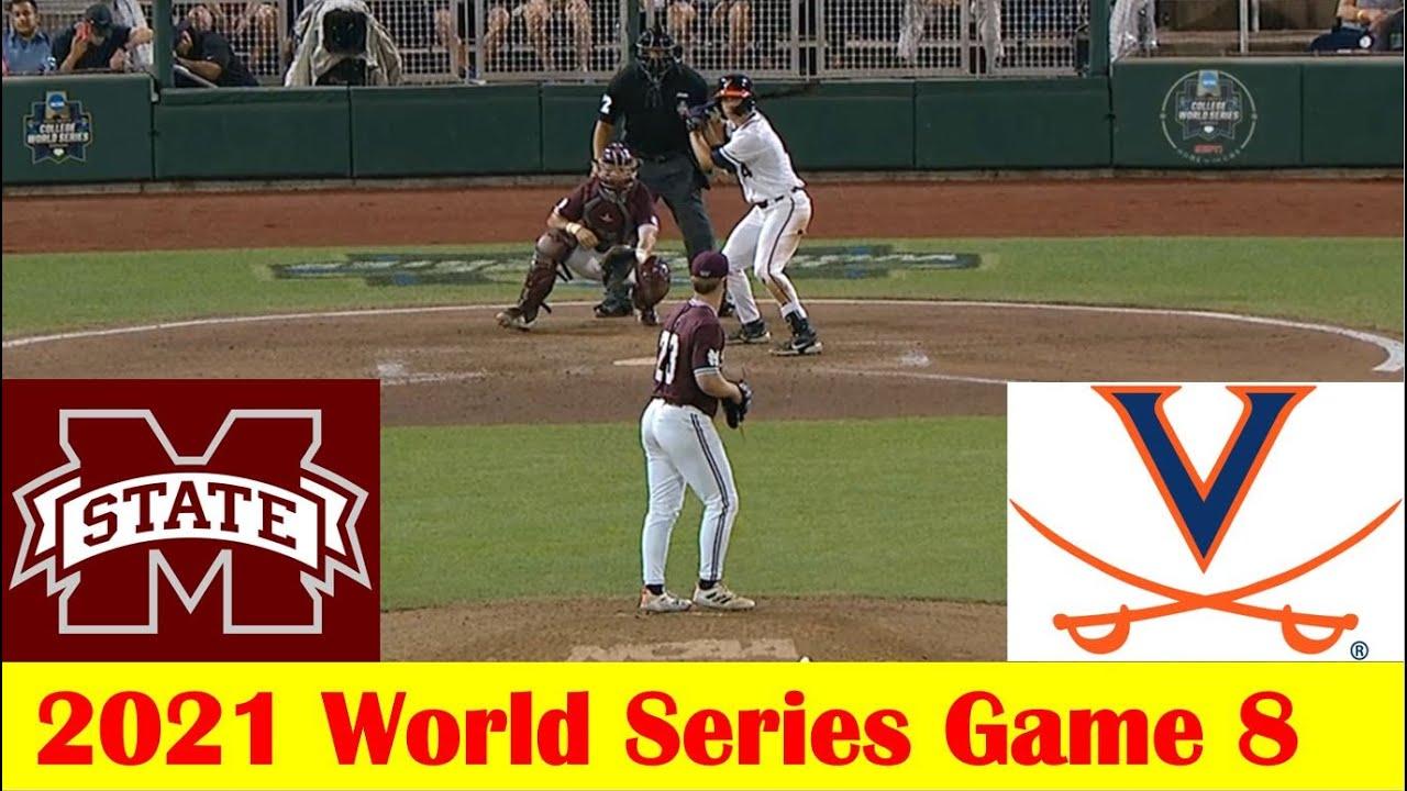 Mississippi State vs. Virginia baseball video highlights, score at ...
