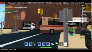 ROBLOX MTA Buses Movie: Chapter 3 [Brooklyn Buses]