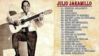 JULIO JARAMILLO GRANDES EXITOS-20 GRANDES EXITOS (DISCO COMPLETO)-JULIO JARAMILLO LOS MEJORES EXITOS