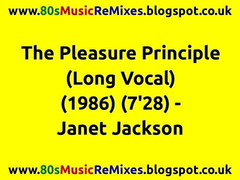 The Pleasure Principle (Long Vocal) - Janet Jackson | 80s Club Mixes | 80s Club Music | 80s Dance