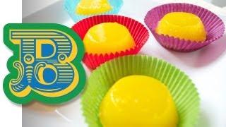 Brazilian Dessert - Quindim