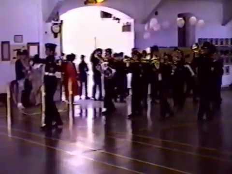 Ceremonial corps de cadets 2671 Trois-Rivieres 1992 partie 1