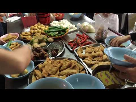 Madras Lane/Penjaja Gallery(中华巷/李霖泰菜市场) / Petaling Street KL, 茨廠街美食 Street Food