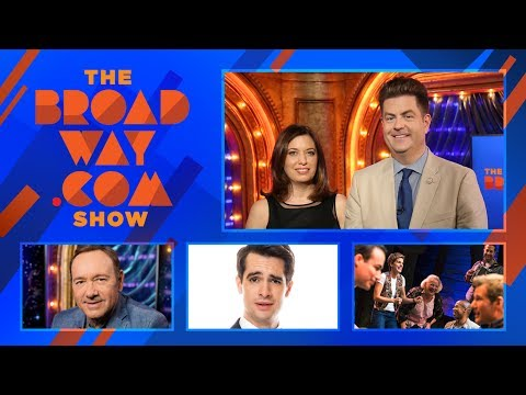 The Broadway.com Show - 5/26/17: Kevin Spacey, Brendon Urie in KINKY BOOTS & More