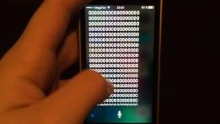 Как сломать Siri...