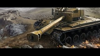 World of Tanks Blitz T26E4 Superpershing with Broken MM - And Another Prizes !