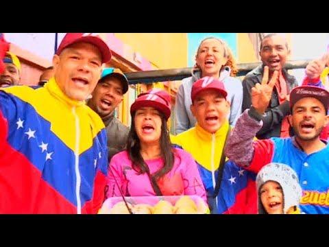 Venezuela gritó por el Perú: llaneros le dieron la mano a la 'blanquirroja'