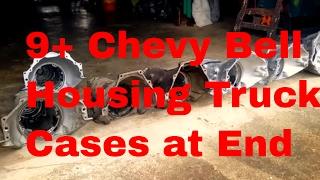 Transmission Parts ID chevy 4l60e bellhousing changes differences episode 004 & 4X4 cases