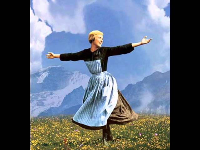 The Hills are Alive' - The Sound of Music - YouTube