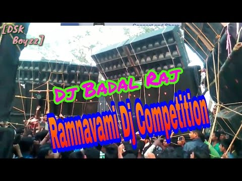 High Quality Dj Competition On Ramnavami, Hazaribag
