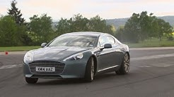 Aston Martin Rapide S: V12-Limousine - Die Tester | auto motor und sport