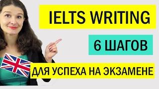 iELTS Writing - что нужно делать на экзамене, чтобы получить BAND 7 и выше