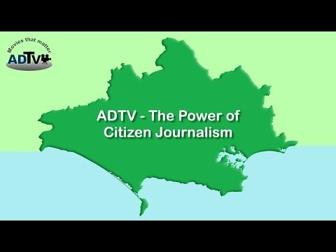 ADTV -  The Power of Citizen Journalism