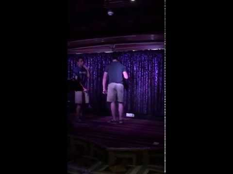 Karaoke: Bryson Bishop & Conner Laws Performing Big Girls Don't Cry by Fergie