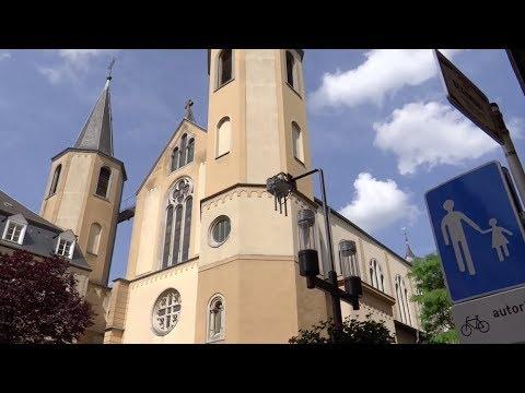 Luxembourg City, Luxembourg - glise Saint Alphonse (2018)