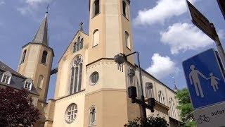 Luxembourg City, Luxembourg - Église Saint Alphonse (2018)