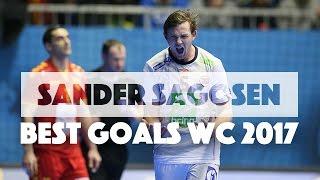 Sander Sagosen Best Goals Of World Championship