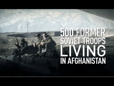 Forever Captive? Soviet soldiers captured in Afghanistan 30 yrs ago... that never come back