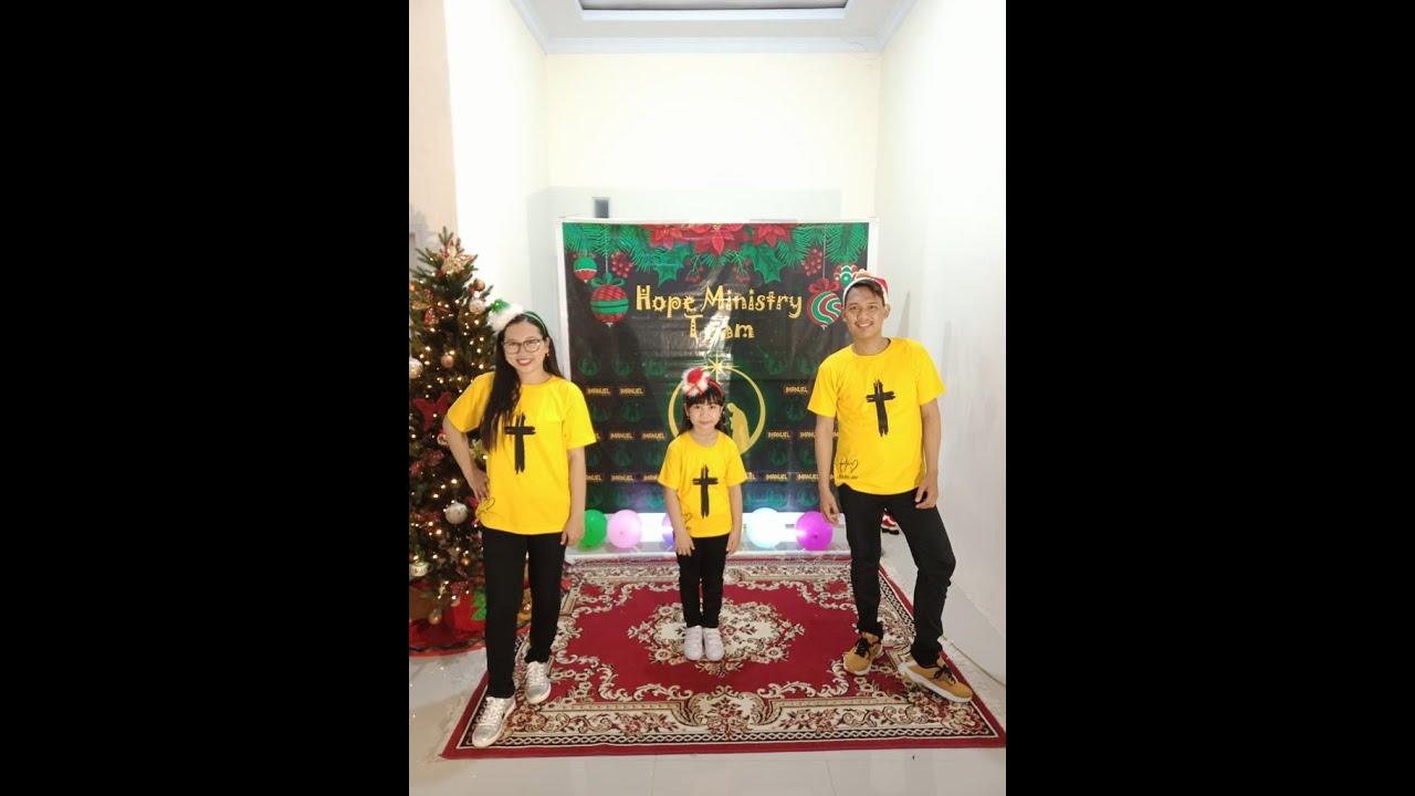"""Lagu Tema Natal SMGT Tahun 2020 """"Imanuel"""" (Matius 1:23 ..."""