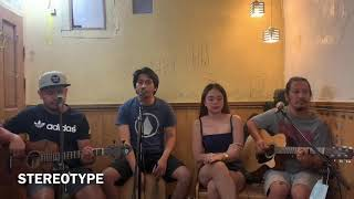 Download lagu Up Dharma Down - Tadhana (Stereotype Cover)