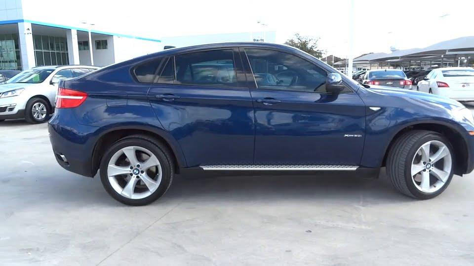 2010 Bmw X6 San Antonio Houston Austin Dallas