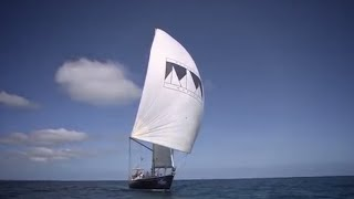 How to sail downwind under spinnaker - Yachting World Bluewater Sailing Series